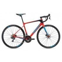 2018 Giant Defy Advanced 1 red