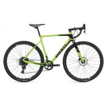 2018 Giant TCX Advanced SX lime